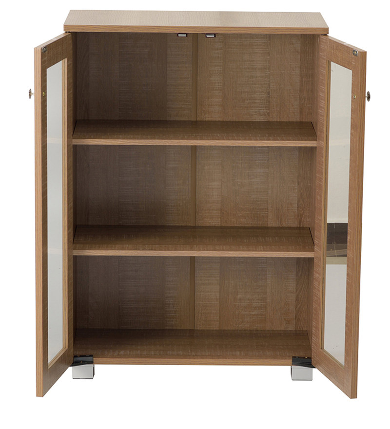 Buy Yori Two Door Multipurpose Storage Cabinet in Oak