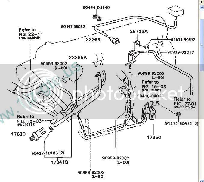 1992 lexus ls 400 throttle