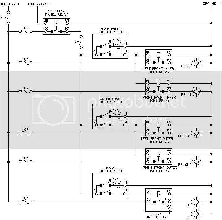 Wiring Schematic For 2006 Jeep Liberty Wiring Diagram