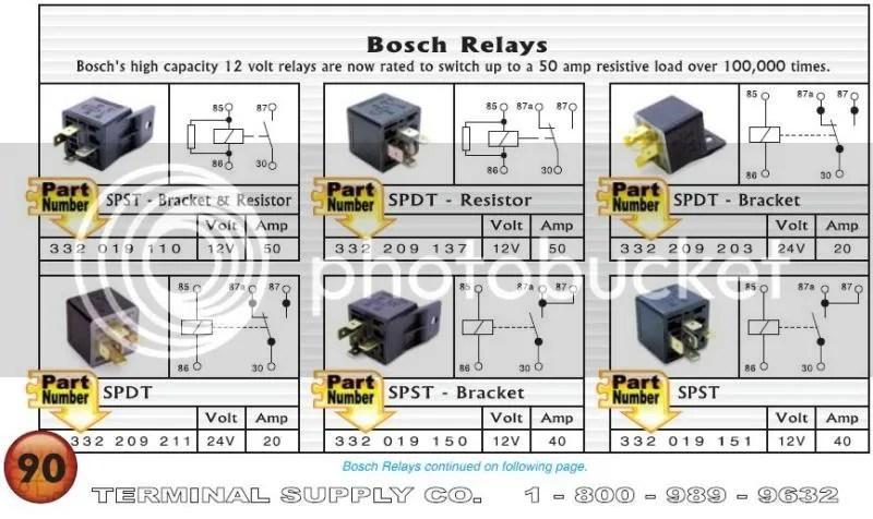 P30 Wiring Relay Wiring Diagram