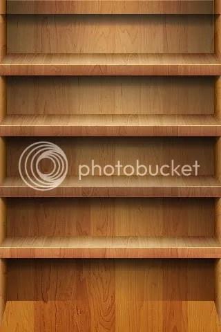 Shelf Wallpaper Iphone Sfondo Per Itouch E Iphone Scaffale Melamorsicata