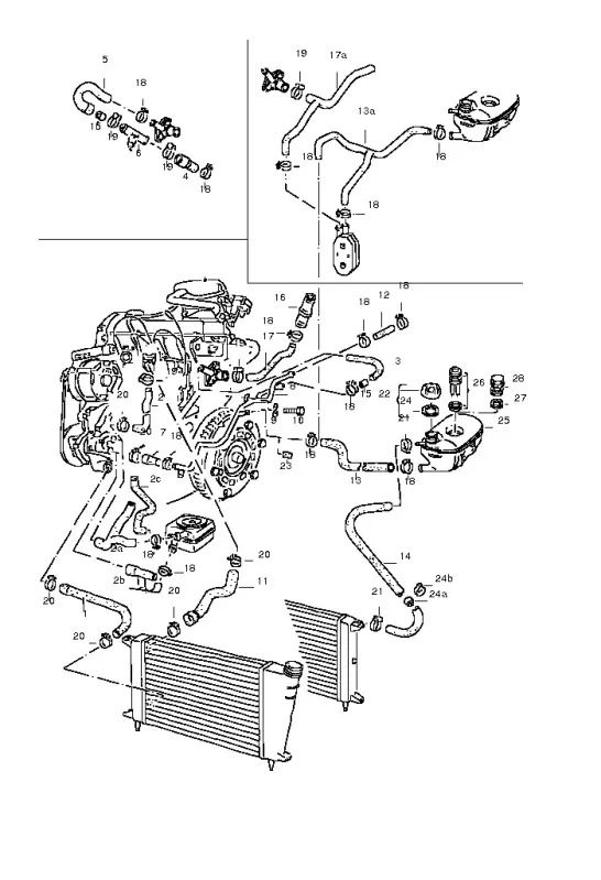 2009 vw rabbit engine diagram