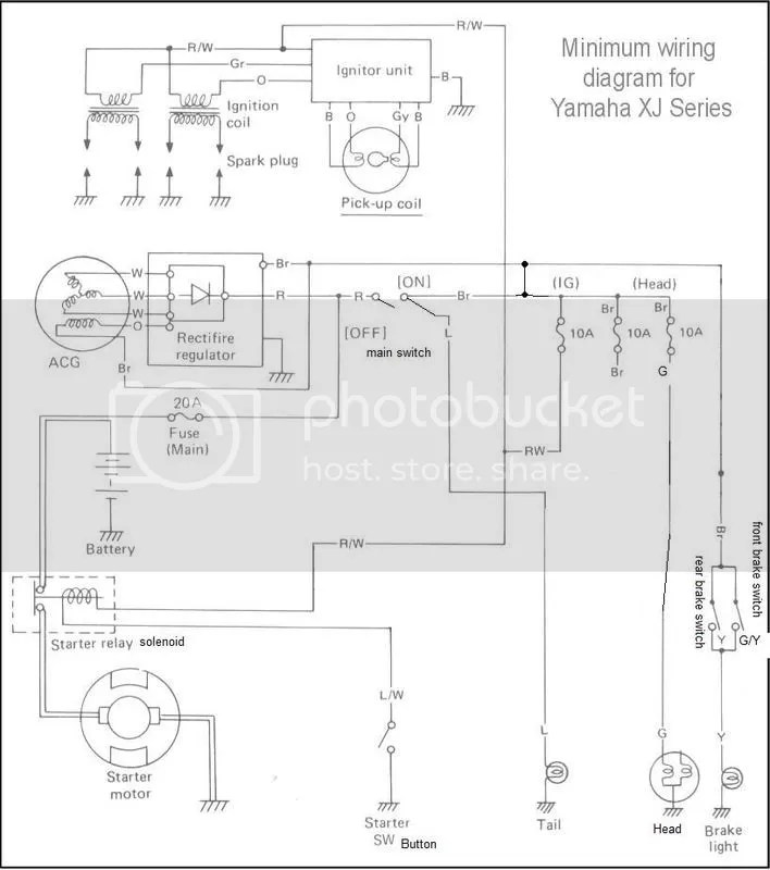 1979 Xs400 Wiring Diagram - 3acemobejdatscarwashserviceinfo \u2022