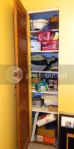 pre uf linen closet