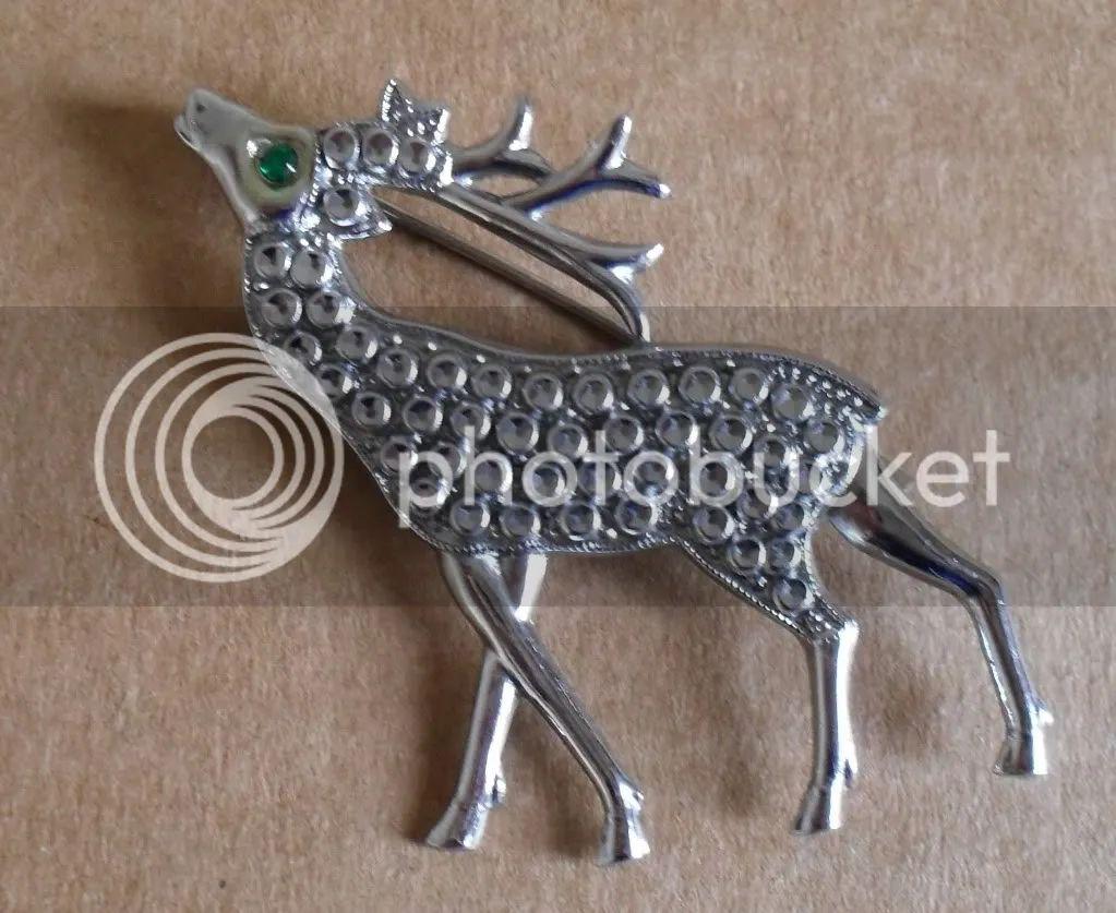costume jewellery job lot brooch earring watch chain uk