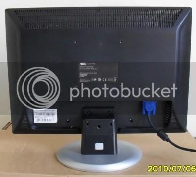 AOC Flat Panel Monitor