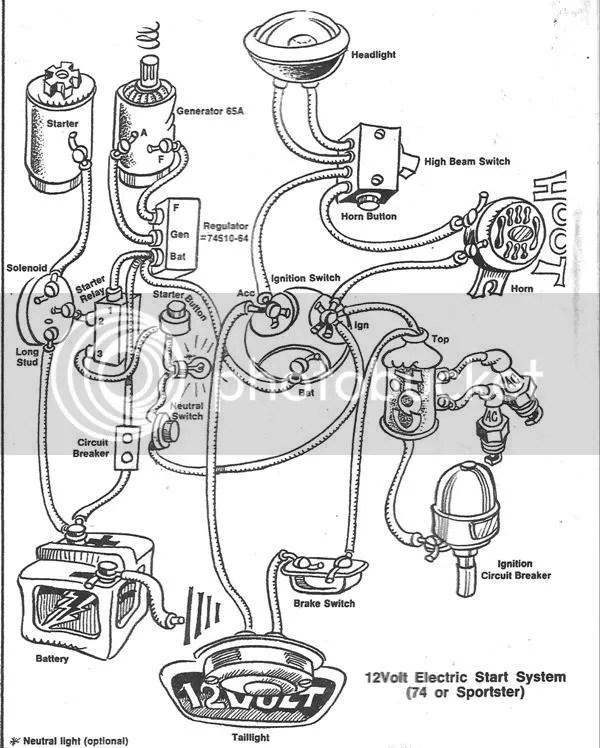 Easy Rider Wiring Diagram Wiring Diagram