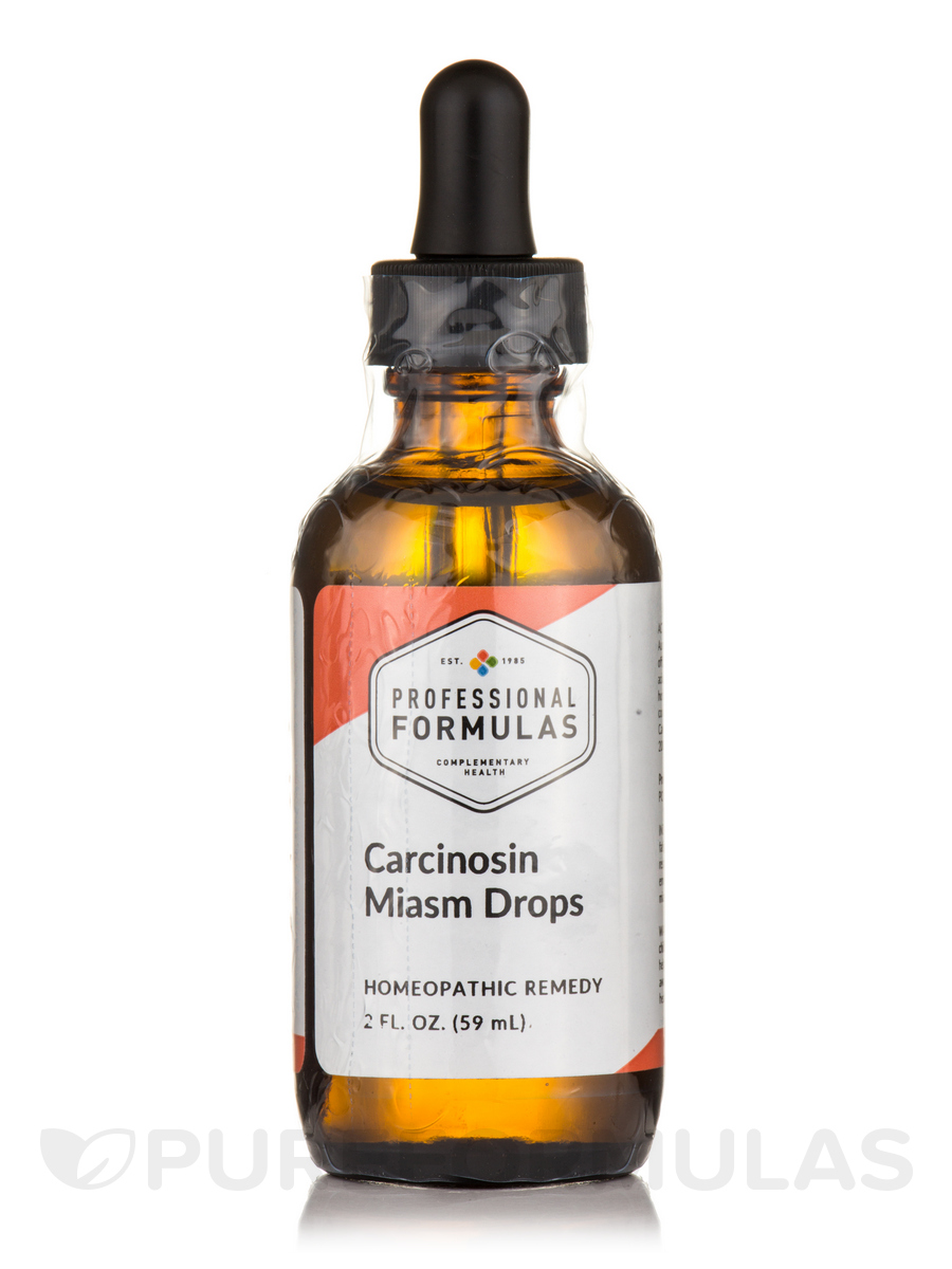 Thuja Y Cancer Carcinosin Miasm Drops 2 Fl Oz 59 Ml