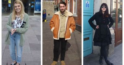 Street Style Cardiff: The fashion pack are out for spring ...
