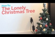 How-To: The Lonely Christmas Tree