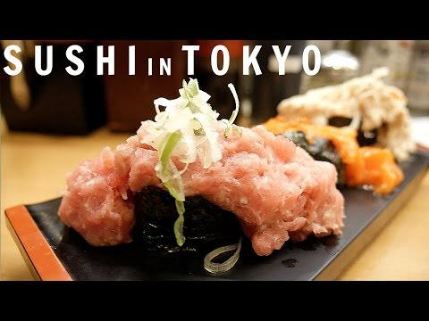 5 Delicious And Cheap Sushi Restaurants In Tokyo