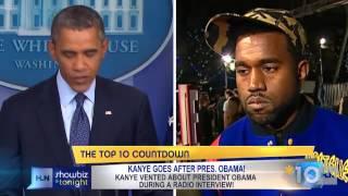 ShowBiz Tonighit Megan Meany_Kanye West