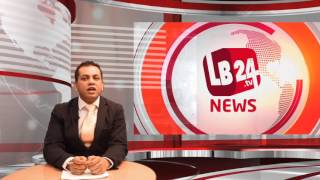 Watch LB24News 11 April 2016