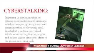 Cyber-Stalking Lecture