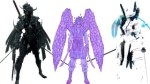 Skyrim Mods Sasuke Perfect Susano O Transformation Dark Knight And