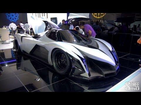Fastest Car In The World Wallpaper 2013 Devel Sixteen Ny Superbil Med 5 000 H 228 Star Ska G 246 Ra 560