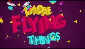 Video: Opening titles for Those Flying Things, Session 2 of TEDGlobal