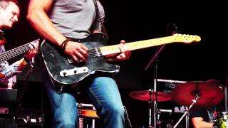 Big Time - Mark Chapman Band 2014 - @NapPaul