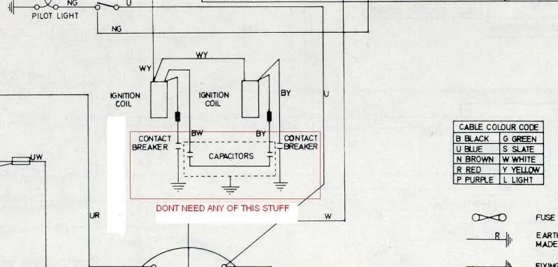 boyer negative ground wiring diagram cb wiring diagram boyer