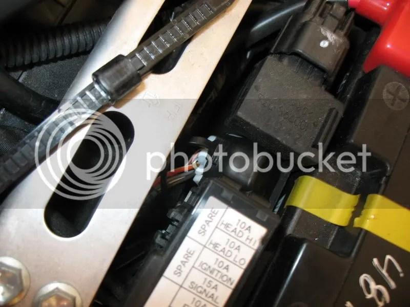 GSXR 750 K6/K7 Dealer Mode Bypass Guide - Suzuki GSX-R Motorcycle