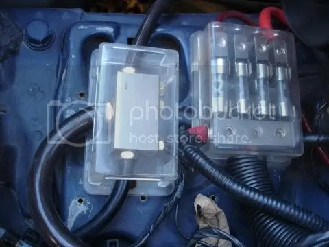Battery Relocation to the trunk (S13) - Zilvianet Forums Nissan