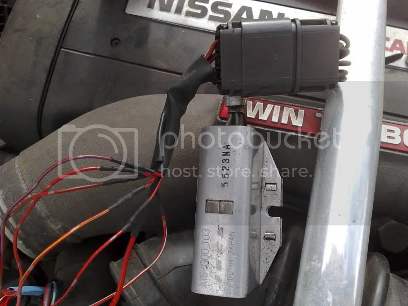 Rb26 Injectors To Rb20 Wiring Diagram Question Nissan Forum - Wiring