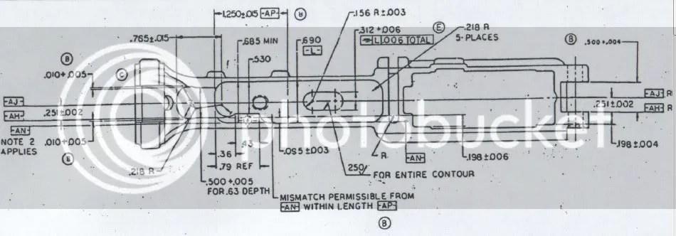 Ar 15 bolt carrier blueprints pictures to pin on pinterest for Arkansas blueprint
