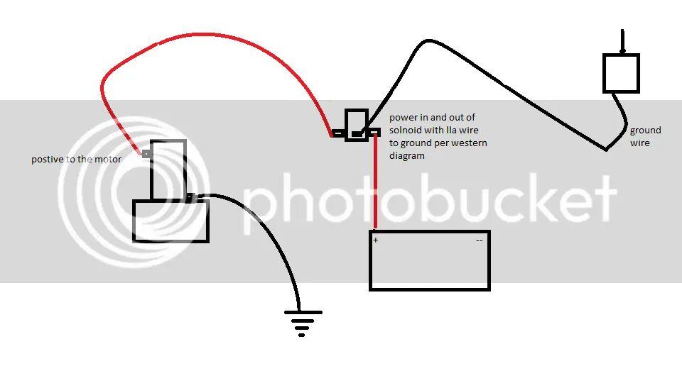 western solenoid wiring diagram