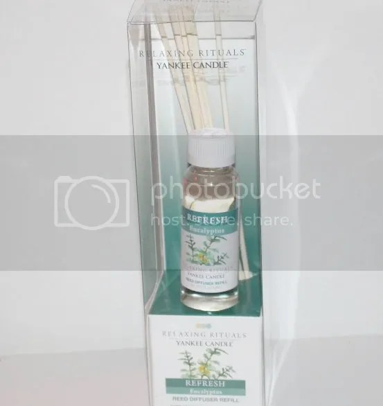 Diffuser Rituals Yankee Candle Relaxing Ritual Aromatherapy Reed Diffuser