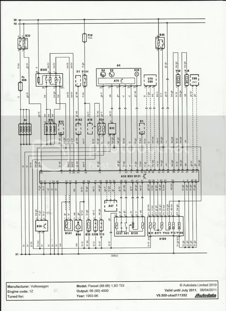 audi 80 1z wiring diagram
