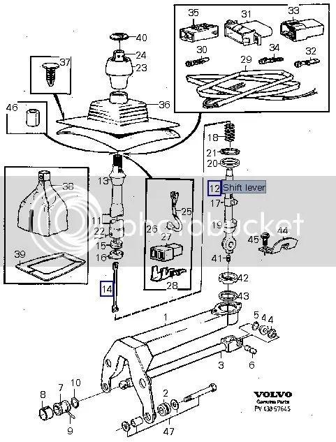 volvo m46 wiring diagram