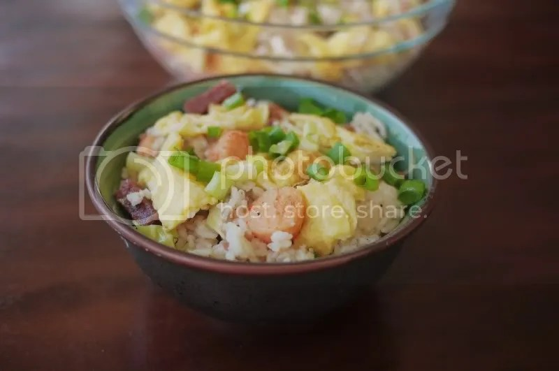 Fried Rice (with heaps of Goodies) (1/5)