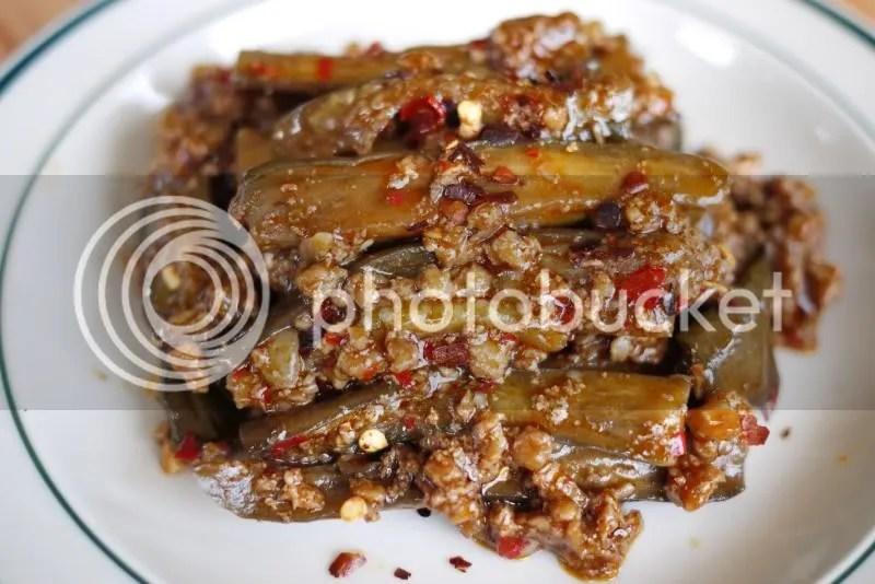 Szechuan Eggplant (2/4)