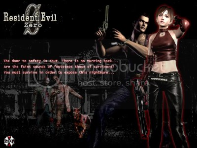 RE0 Wallpaper - Resident Evil Zero Forum - Neoseeker Forums