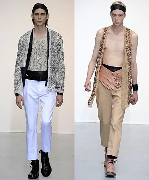 Ann Demeulemeester Spring Summer 2010 Menswear