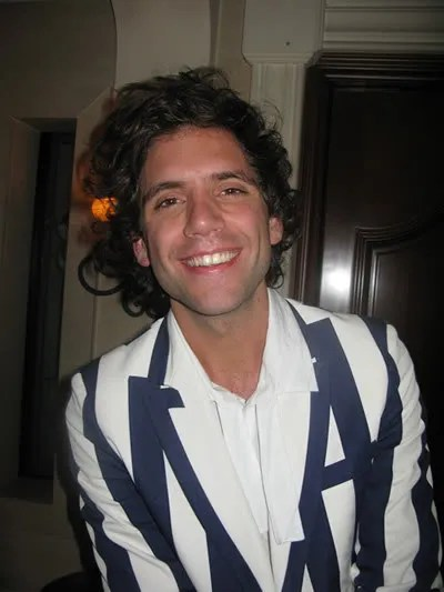 Mika at Marc Jacobs Japan Independence Day party