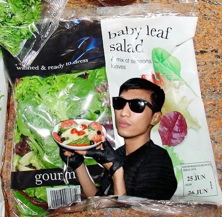 Bryanboy Salad