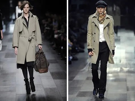 Burberry Fall Winter 2009 2010