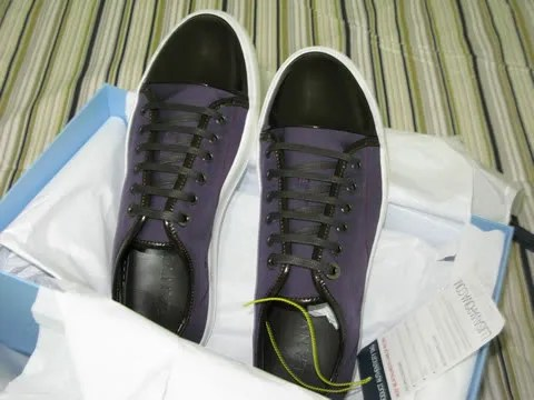 men's lanvin sneakers