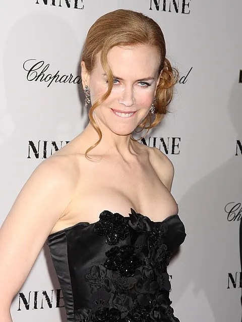 Nicole Kidman makeup