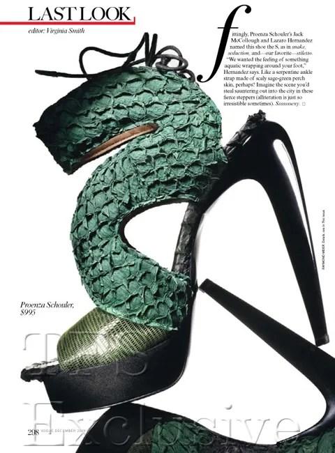 Proenza Schouler shoe