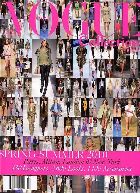 Vogue Paris Collections Spring Summer 2010 Issue 9