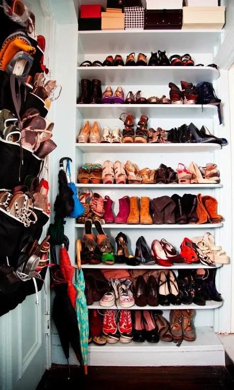 Vogue Shoe Closet
