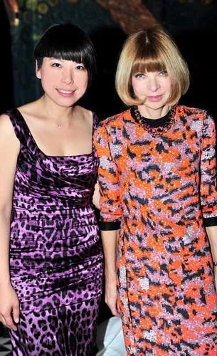 Angelica Cheung, Anna Wintour