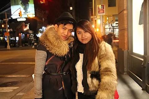 Bryanboy and Wendy Lam of Nitrolicious.com