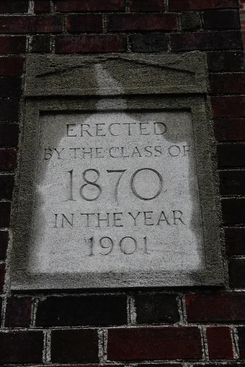 Class of 1870