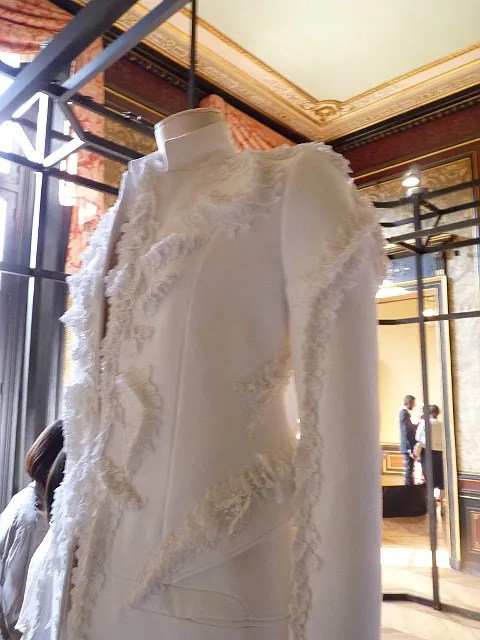 Givenchy Jacket - Haute Couture Fall Winter 2010