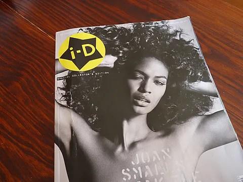 Joan Smalls for i-D Magazine