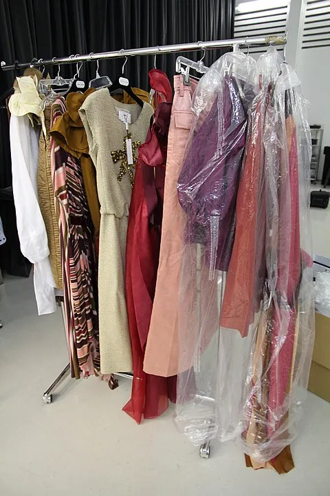 Marc Jacobs Dress Spring Summer 2011 Runway Samples