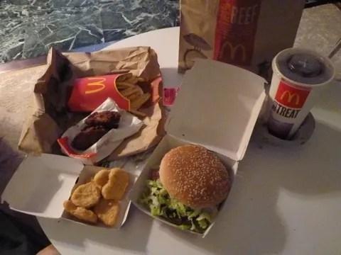 Sweden McDonald's